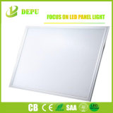 High Brightness Recessed Flat LED Panel Light 600X600 CRI80 100lm