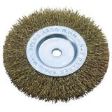 High Efficiency Steel Wire Rotary Brush with Hole (PTA03-02E)