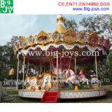 2016 Amusement Park Carousel