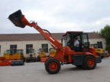 CE Telescopic Forklift Loader with Euro III Engine (HQ915T)