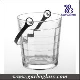 Grid Shape Ice Bucket with Metal Clamp for Hot Summer (GB1902C)