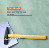 H-26 Construction Hardware Hand Tools Hard Wood Handle Chipping Hammer