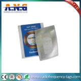 Logistic Management Hf RFID label Tags / Programmable NFC Stickers