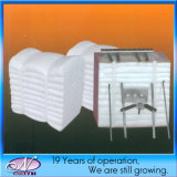 High Temperature Insulation Refractory Ceramic Fibers Block for Sale