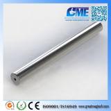 N45m D25.4X254mm Strong Cylinder Neodymium Magnet