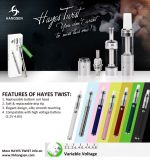 Dual Coil Cartomizer From Hangsen New Patented Hayes Kit