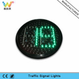 300mm Red Green LED Traffic Signal Light Countdown Timer