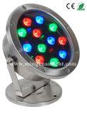 High Power RGB IP68 LED Underwater Outdoor Light