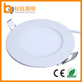 Indoor Lighting Lamp Ceiling Flush Mount 6W LED Round Panel Light AC85-265V