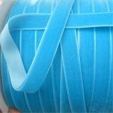 Wholesale High Quality Elastic Velvet Ribbon / Velvet Fabric