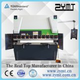 Nc Hydraulic Press Brake Wc67k-63t*2500 with Ce and ISO9001 Certification