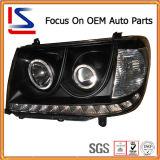 Auto LED Black Head Lamp for Prado ′06 Fj100