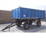 Tractor Farm Hydraulic Dump Trailer 7cx-8