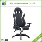 Cheap Price PU Leather White Black Gaming Chair (Colt)