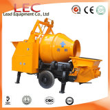 Lcmp30 Electric Mobile Concrete Mixer with Pump