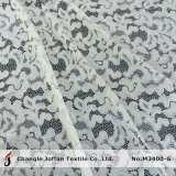 Cotton Eyelet Thick Lace Fabric (M3400-G)