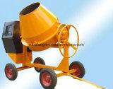 Cm-4cp 260 Portable Mini Diesel Tilting Drum Concrete Mixer for Hot Sale