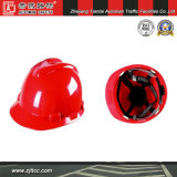 HDPE Industrial Light Helmet for Electrical Work Safety (CC-SHP01)