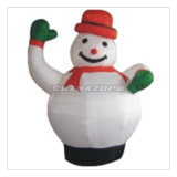 Christmas Inflatable Snowman Product Model Wholesale Price