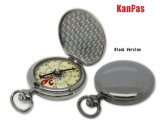 High Quality  Metal Pocket Compass with Automatically Opening Lid (N-Z-35)