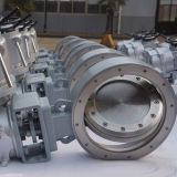 Wafer Type Metal Seated Butterfly Valve