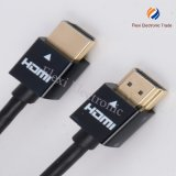 Bulk HDMI to HDMI Gold Plated Connectors Cable 1.5m Male to Male