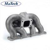 Foundry Custom Turbo Exhaust Manifold Iron Casting