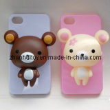 Cute Bear Design Cell Phone Case as Decorations