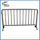 High Standard Crowd Control Barrier Hot Dipped Galvanized Temporary Fence