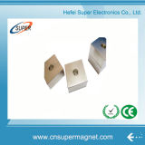 Permanent N45 Neodymium Block Magnet for Motor
