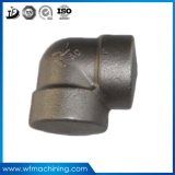 OEM Pipe Fitting Steel Forging Wrought Iron of Forgd Parts