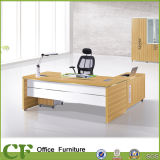 Hot Selling Luxury Office Furniture Table with Mobile Cabinet