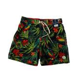 Stylish Quality 100% Polyester Boxer Beach Shorts