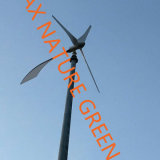 10kw AC Wind Turbine Grid off and Grid on Application