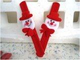 Father Christmas Slap Bracelet for Christmas Gilft, Santa Claus Slap Bracelet, Snap Wristband for Children, Santa Claus Bracelet (TV590)