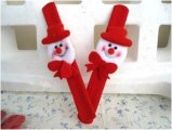 Father Christmas Slap Bracelet for Christmas Gilft (TV590)