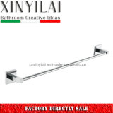 Factory Price-3392 Bathroom Chrome Plate Brass Single Towel Bar
