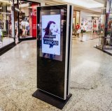 Free Standing LCD Display Vending Kiosk for Retail Shop and Restaurant