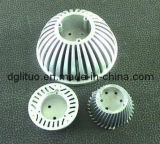 Aluminum Die Casting Heat Sink for Electronic Part/