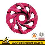 Diamond Concrete Floor Cup Grinding Cup Wheel / Diamond Tools