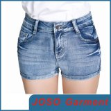 Women Denim Mini Shorts (JC6003)
