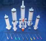 Disposable Dental Syringe with Needle 1-60ml