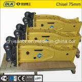 Chisel Diameter 75mm Hydraulic Rock Breaker Forr 6-9tons Carrier
