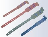 2017 Newest Colorful Disposable Medical ID Band Named Bracelet