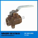 Bronze Ball Valve with Drain (BW-Q03)