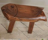 Solid Wooden Fashion Stool (M-X2113)