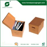 Document File Corrugated Paper Boxes