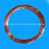 3.18mmx1.63mm Copper Capillary Tube for Freezer