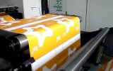 Flexographic Printing Machine Multi-Color 1000mm