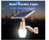 2016 Hot Sale Gold Solar Garden Lamp